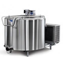 Chladicí tank na mléko 400l