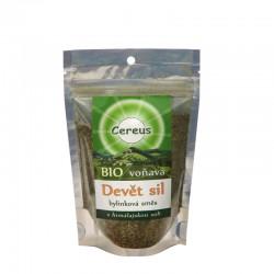 Cereus Himálajská sůl bylinková Devět sil  BIO  - uzavíratelný sáček