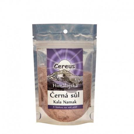 Cereus Himálajská sůl černá Kala Namak  - uzavíratelný sáček