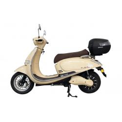 Výkonný elektrický scooter Pusa 5000W