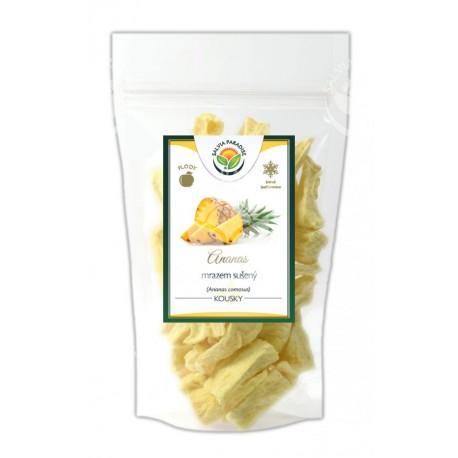 Ananas sušený mrazem -  kousky