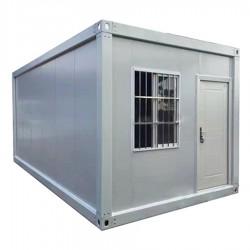 kontejnerový dům ze sendvičových panelů 3x5,95x2,8