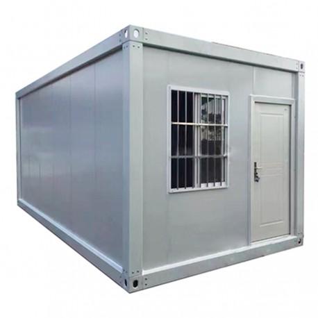 kontejnerový dům ze sendvičových panelů 3x3x2,8