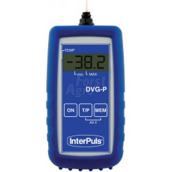 Digitální vakuometr a teploměr DVG-P