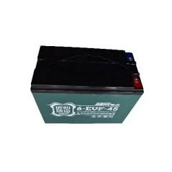 gelová trakční baterie 60V/ 45Ah  -originál