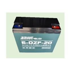 gelová trakční baterie 60V/ 20Ah - originál