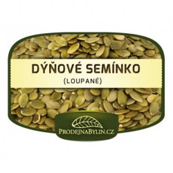 Dýňové semínko  (semeno)
