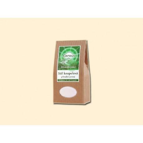 Cereus koupelová sůl jemná 1kg dárkově baleno