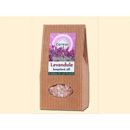 Cereus koupelová sůl - Levandule