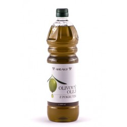 Olivový olej pokrutinový Hermes 1l