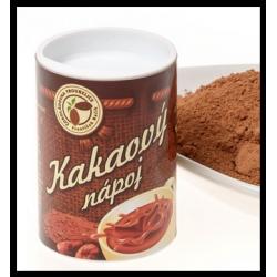 Kakaový nápoj v prášku slazený panelou