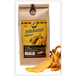 Sušené mango natural
