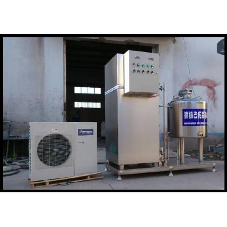 Paster MS-100  s kompresorovým chlazením