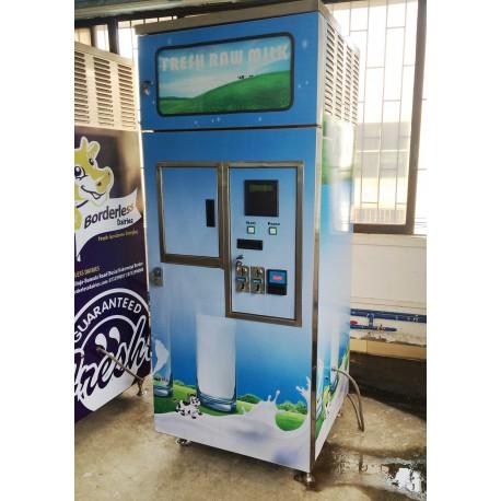 Mlékomat  - výdejní automat na mléko o objemu 150 litrů