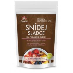Snídej sladce bez přidaného cukru! - nepražené kakao, goji