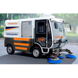 Elektrický čisticí a zametací vůz E1-2