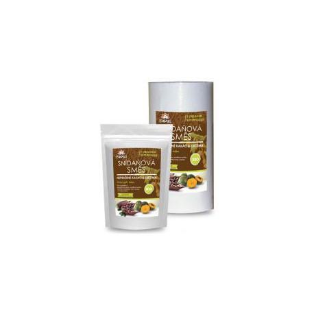 Snídaňová směs nepražené kakao - lucuma