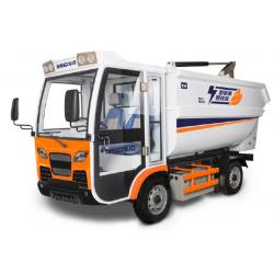 Elektrický sběrací vůz na odpad E-TC-91