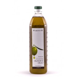 Olivový olej Hermes extra virgin 1l